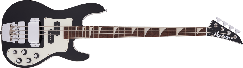 X Series Concert™ Bass CBXNT DX IV, Laurel Fingerboard, Gloss Black