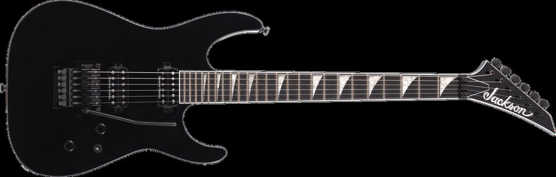 MJ Series Soloist™ SL2, Ebony Fingerboard, Gloss Black