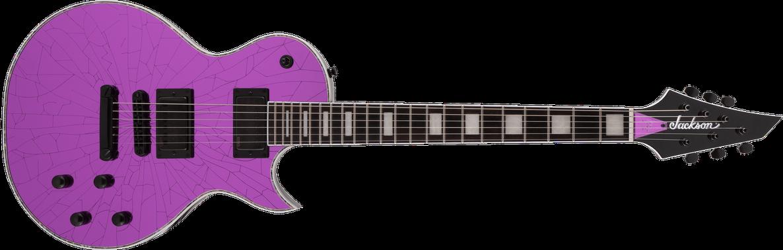 Pro Series Signature Marty Friedman MF-1, Ebony Fingerboard, Purple Mirror