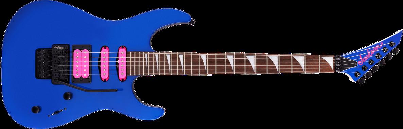 X Series Dinky™ DK3XR HSS, Laurel Fingerboard, Cobalt Blue