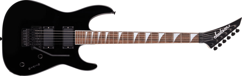 X Series Dinky™ DK2X, Laurel Fingerboard, Gloss Black
