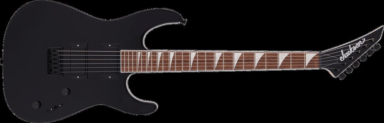 X Series Dinky™ DK2X HT, Laurel Fingerboard, Gloss Black