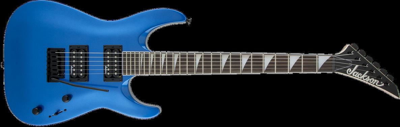 JS Series Dinky™ Arch Top JS22 DKA, Amaranth Fingerboard, Metallic Blue