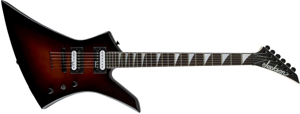 JS Series Kelly™ JS32T, Amaranth Fingerboard, Viola Burst