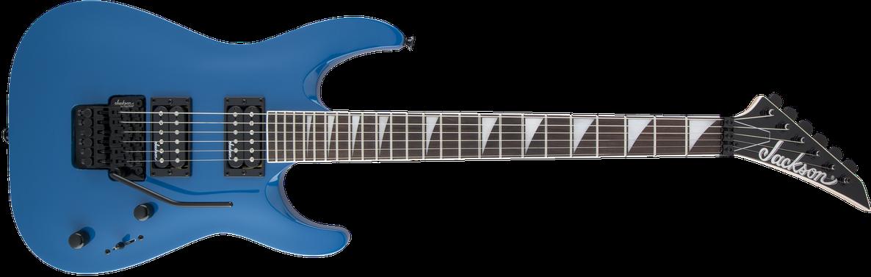 JS Series Dinky™ Arch Top JS32 DKA, Amaranth Fingerboard, Bright Blue