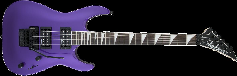 JS Series Dinky™ Arch Top JS32 DKA, Amaranth Fingerboard, Pavo Purple