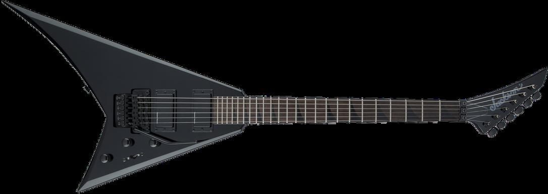 X Series Rhoads RRX24, Laurel Fingerboard, Gloss Black