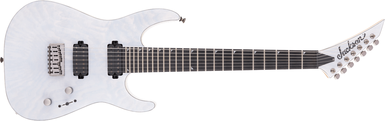 Pro Series Soloist™ SL7A MAH HT, Ebony Fingerboard, Unicorn White