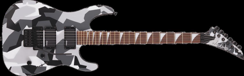X Series Soloist™ SLX DX Camo, Laurel Fingerboard, Winter Camo