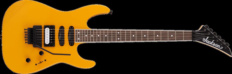 X Series Soloist™ SL1X, Laurel Fingerboard, Taxi Cab Yellow