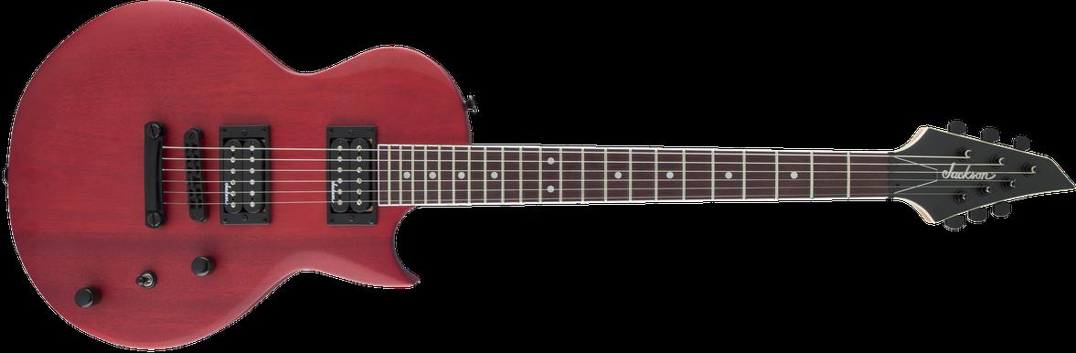 JS Series Monarkh SC JS22, Amaranth Fingerboard, Red Stain