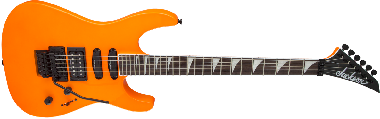 X Series Soloist™ SL3X, Laurel Fingerboard, Neon Orange