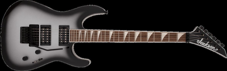 X Series Soloist™ SLX DX, Laurel Fingerboard, Silverburst