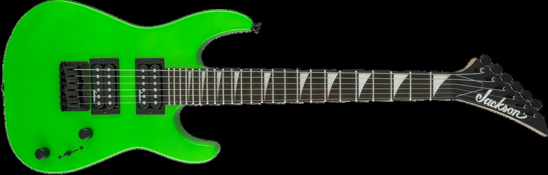 JS Series Dinky™ Minion JS1X, Amaranth Fingerboard, Neon Green