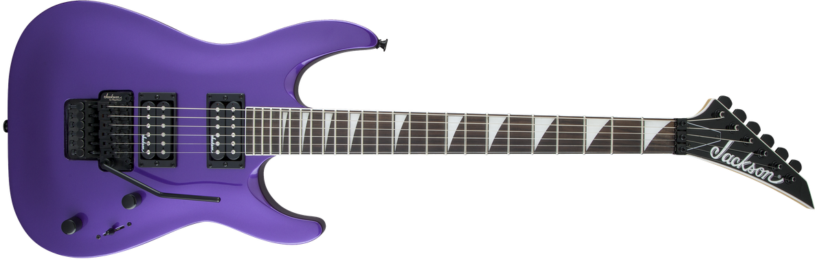JS Series Dinky™ Arch Top JS32 DKA, Amaranth Fingerboard, Pavo Purple