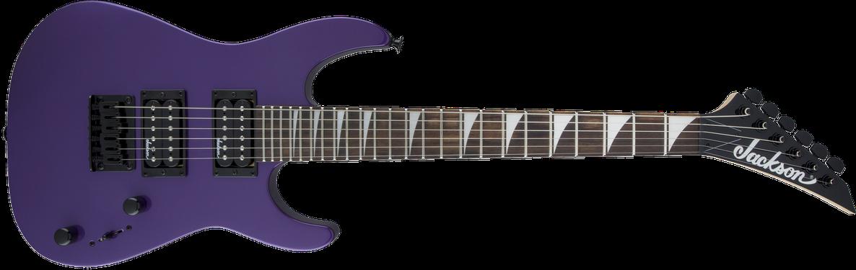 JS Series Dinky™ Minion JS1X, Amaranth Fingerboard, Pavo Purple