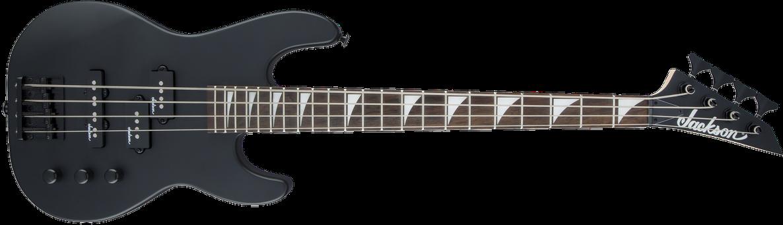 JS Series Concert Bass™ Minion JS1X, Amaranth Fingerboard, Satin Black