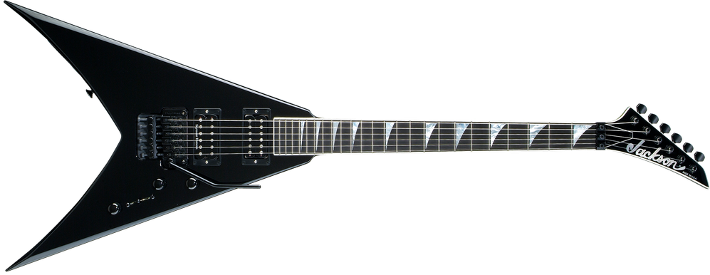 USA Select King V™ KV2, Ebony Fingerboard, Gloss Black