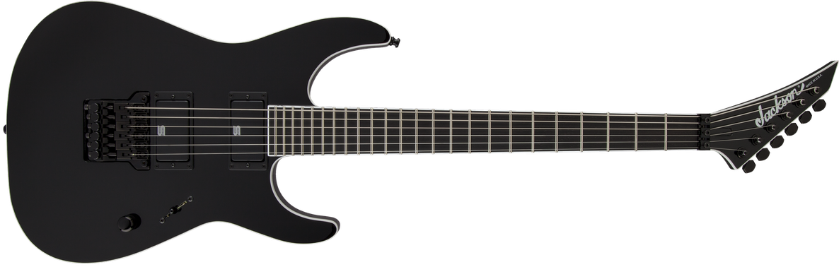 USA Signature Mick Thomson Soloist™, Ebony Fingerboard, Gloss Black