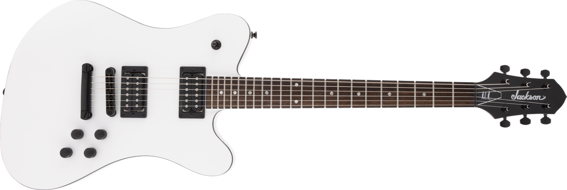 X Series Signature Mark Morton Dominion™ DX2, Laurel Fingerboard, Snow White