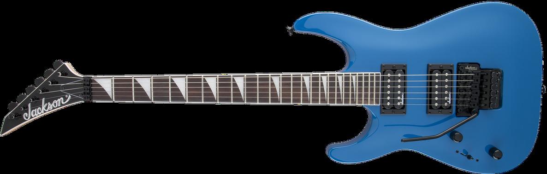 JS Series Dinky™ Arch Top JS32 DKA LH, Amaranth Fingerboard, Bright Blue