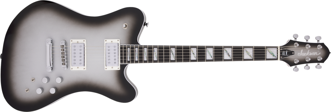 Pro Series Signature Mark Morton Dominion, Ebony Fingerboard, Silverburst
