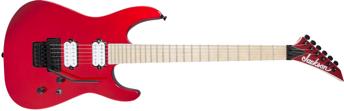Pro Series Soloist™ SL2M, Maple Fingerboard, Metallic Red