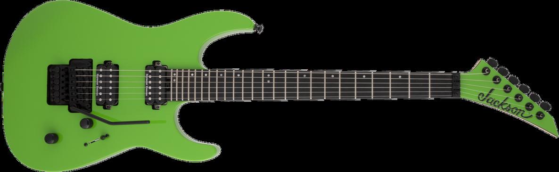 Pro Series Dinky™ DK2, Ebony Fingerboard, Slime Green