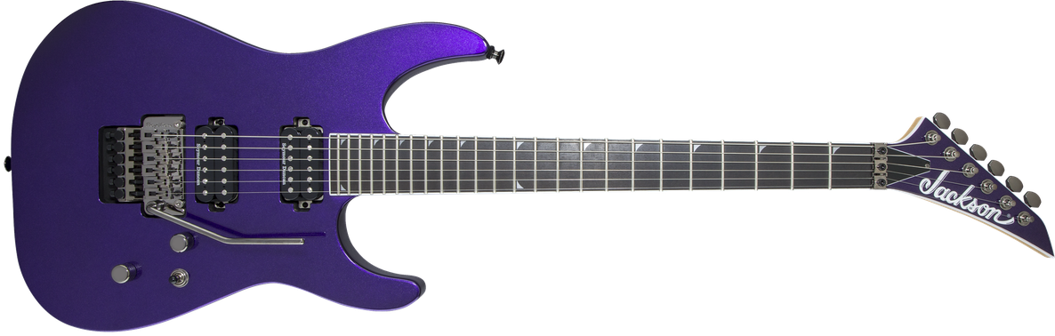 Pro Series Soloist™ SL2, Ebony Fingerboard, Deep Purple Metallic