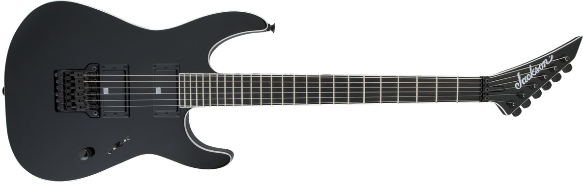 Pro Series Signature Mick Thomson Soloist™ SL2, Ebony Fingerboard, Gloss Black