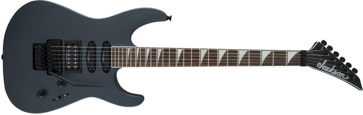 X Series Soloist™ SL3X, Rosewood Fingerboard, Satin Graphite
