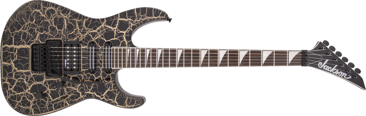 X Series Soloist™ SL3X DX Crackle, Laurel Fingerboard, Gold Crackle