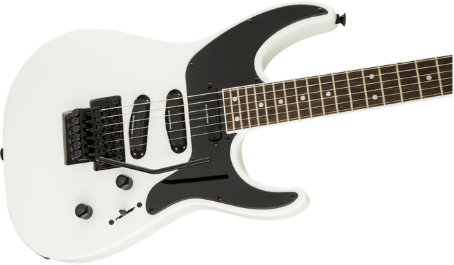 X Series Soloist™ SL4 DX, Laurel Fingerboard, Snow White