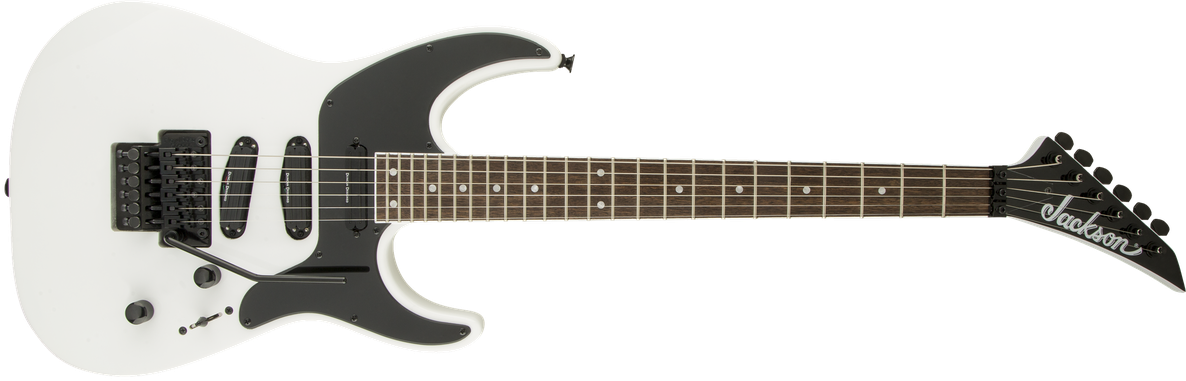 X Series Soloist™ SL4X, Laurel Fingerboard, Snow White