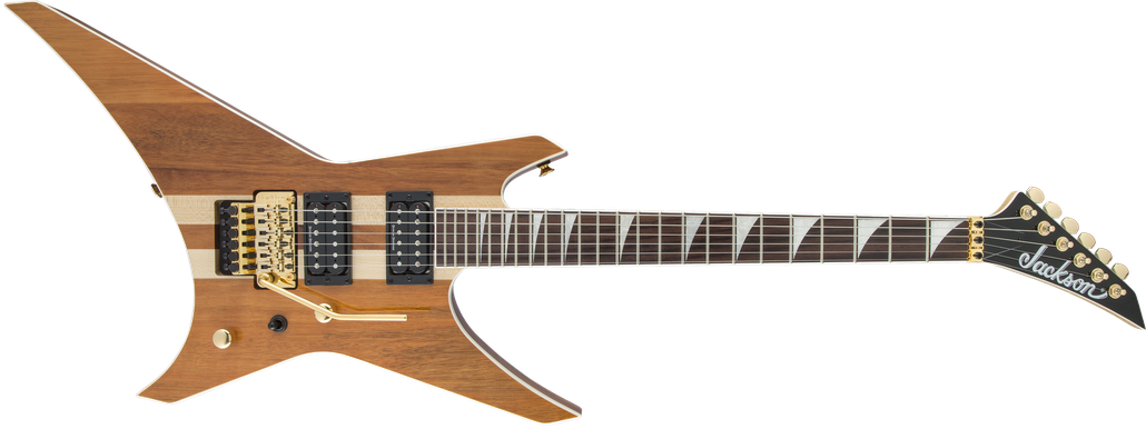 X Series Warrior™ WRX24 Natural, Rosewood Fingerboard, Natural