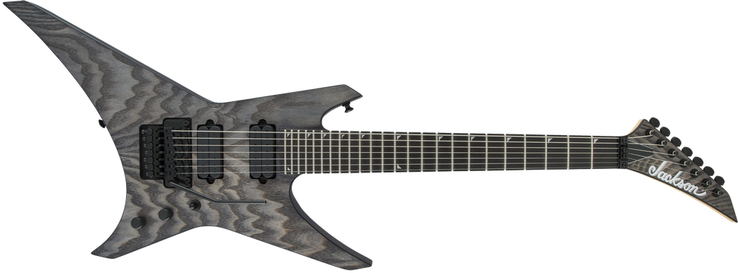 Pro Series Signature Dave Davidson Warrior™ WR7, Ebony Fingerboard, Distressed Ash