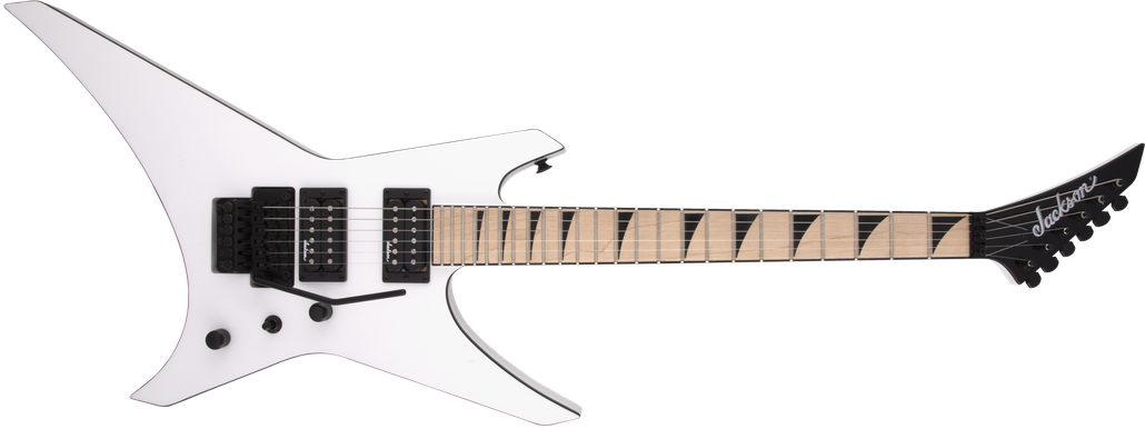 X Series Warrior™ WRX24M, Maple  Fingerboard, Snow White