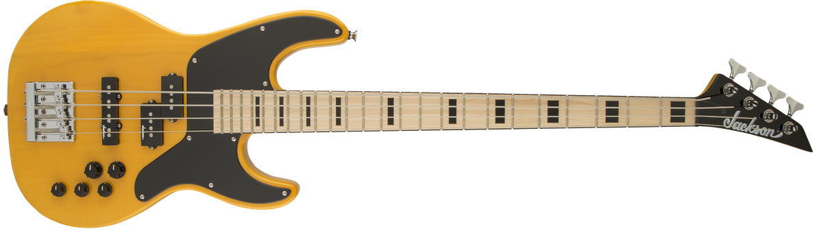 X Series Concert™ Bass CBXNTM IV, Maple Fingerboard, Butterscotch