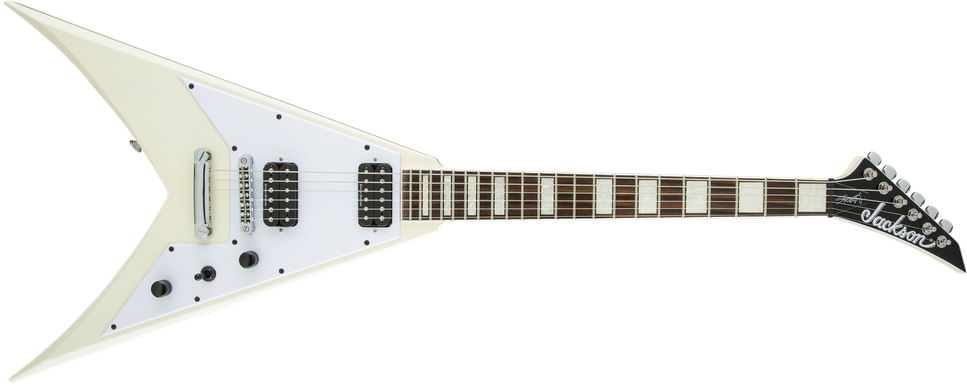 X Series Signature Scott Ian King V™ KVXT, Laurel Fingerboard, Ivory