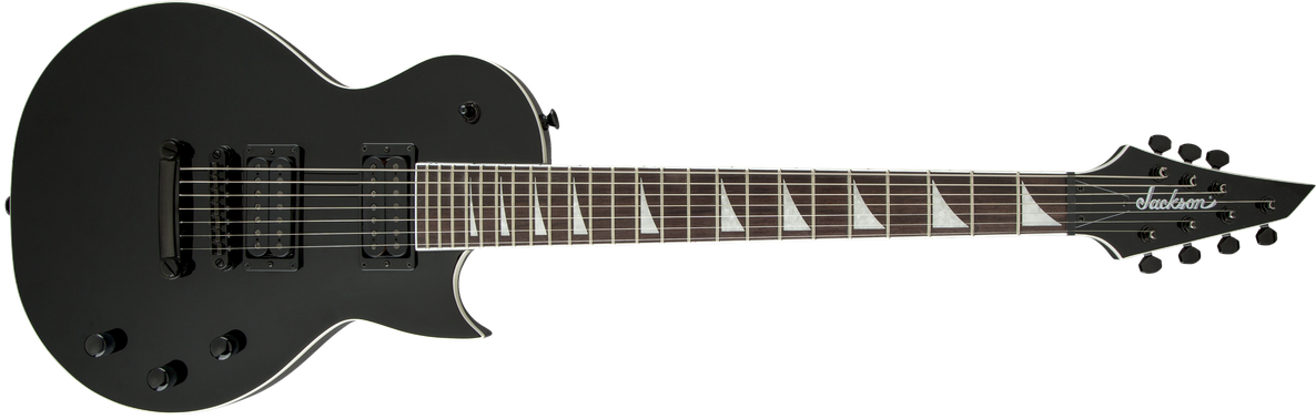 X Series Monarkh SCX7, Laurel Fingerboard, Gloss Black