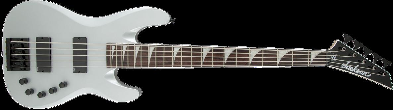 X Series Signature David Ellefson Concert™ Bass CBX V, Laurel Fingerboard, Quicksilver