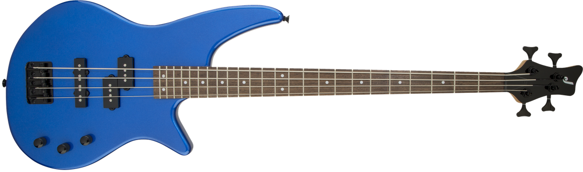 JS Series Spectra Bass JS2, Laurel Fingerboard, Metallic Blue