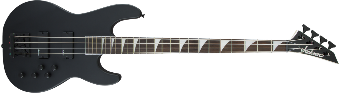 JS Series Concert™ Bass JS3, Amaranth Fingerboard, Satin Black