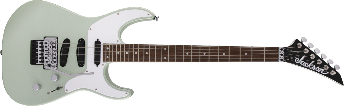 X Series Soloist™ SL4X DX, Laurel Fingerboard, Specific Ocean