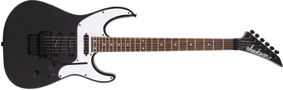 X Series Soloist™ SL4X DX, Laurel Fingerboard, Gloss Black